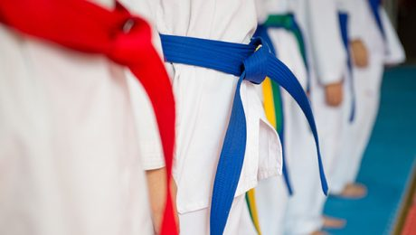 How to Tie a Taekwondo Belt